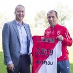 Jardim prolonge jusqu'en juin 2019 !