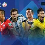 Copa America 2015: Finale Chili-Argentine (0.0 tab 4.1)