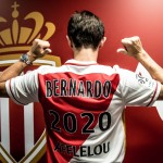 Bernardo Silva prolonge à l'AS Monaco !