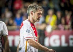 Toulalan quitte l'AS Monaco «J'ai passé 3 saisons magnifiques»