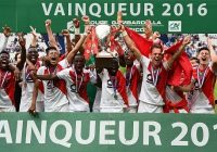 Gambardella: L'AS Monaco soulève la coupe !