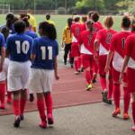 ASM: Les filles en déplacement à l'Olympique de Marseille