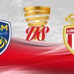 FC Sochaux / AS Monaco : Le groupe avec Glik et Lemar !