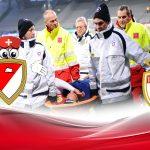 Infirmerie: Mauvaise nouvelle pour l'AS Monaco !